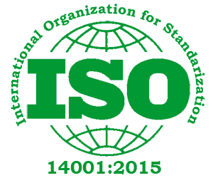 ISO 14001 quality mark